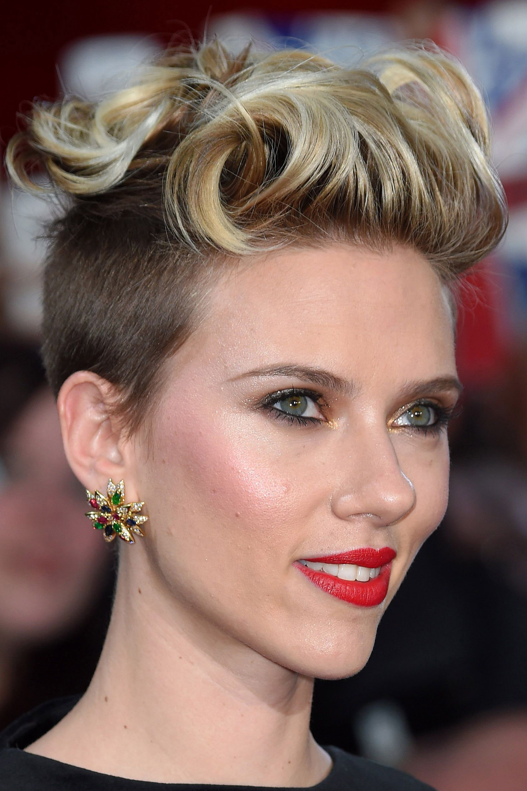 @pinkrosecuts if you're not familiar with an undercut, it's traditionally known as a hairstyl. 11 Undercut Hairstyles For Women Proving Shaven Heads Are Seriously Glam