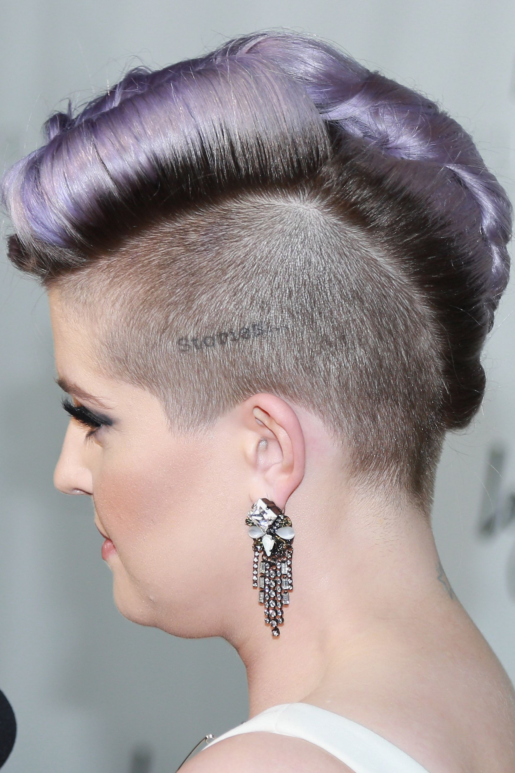 Jeffrey mayer/wireimage / getty images wonder. 11 Undercut Hairstyles For Women Proving Shaven Heads Are Seriously Glam