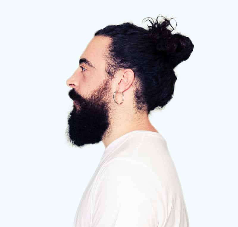 The man bun works for all hair types including straight to wavy and all types of curls. 65 Amazing Man Bun Hairstyles You Should Try It In 2021
