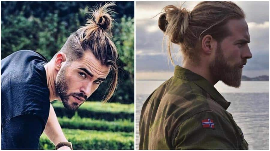 Advertisement hairstyles are an important part of looking fashionable. 80 Best Man Bun Haircuts For The Stylish Guys August 2021