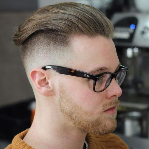 Eric has medium hair and beard and you can see how this short haircut fits his style. 18 Masculine Viking Hairstyles To Reveal Your Inner Fighter