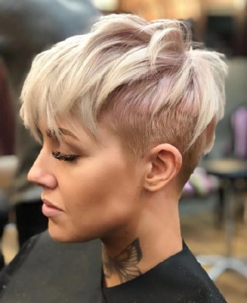 Here are the four best haircuts for thin hair all beauty, all the time—for everyone. 21 Ideal Pixie Cuts For Women With Thin Hair 2021 Sheideas