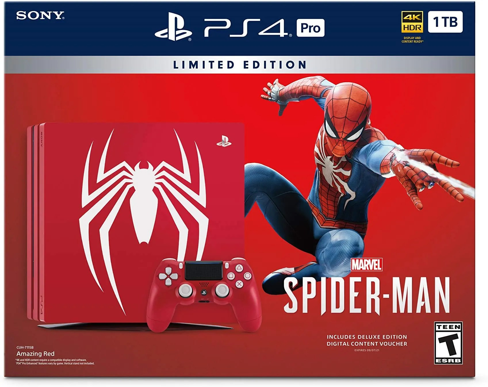 Man bundle is a men's subscription box for beard and hair products. Limited Edition Marvel Spider Man Ps4 Pro Bundle Is Dope Here S How To Get It Before It Sells Out Brobible