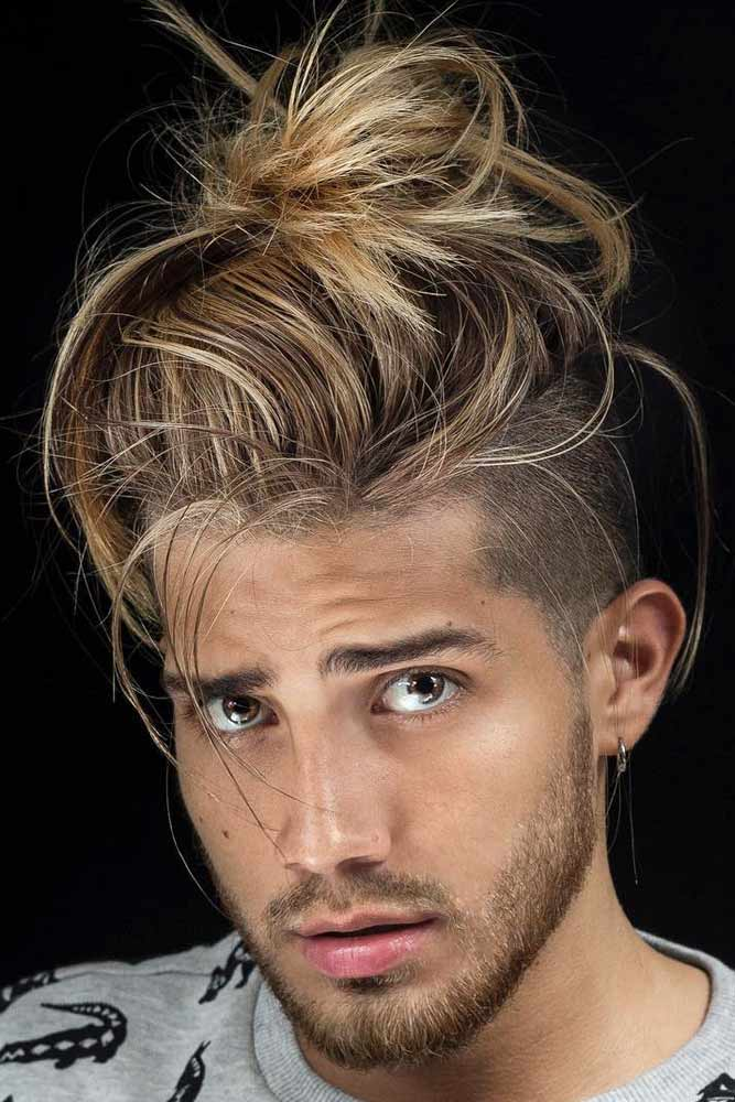 You are not getting older, you are getting better, as the following short hairstyles attest. 24 New Masculine Takes On Samurai Hair For Modern Warriors