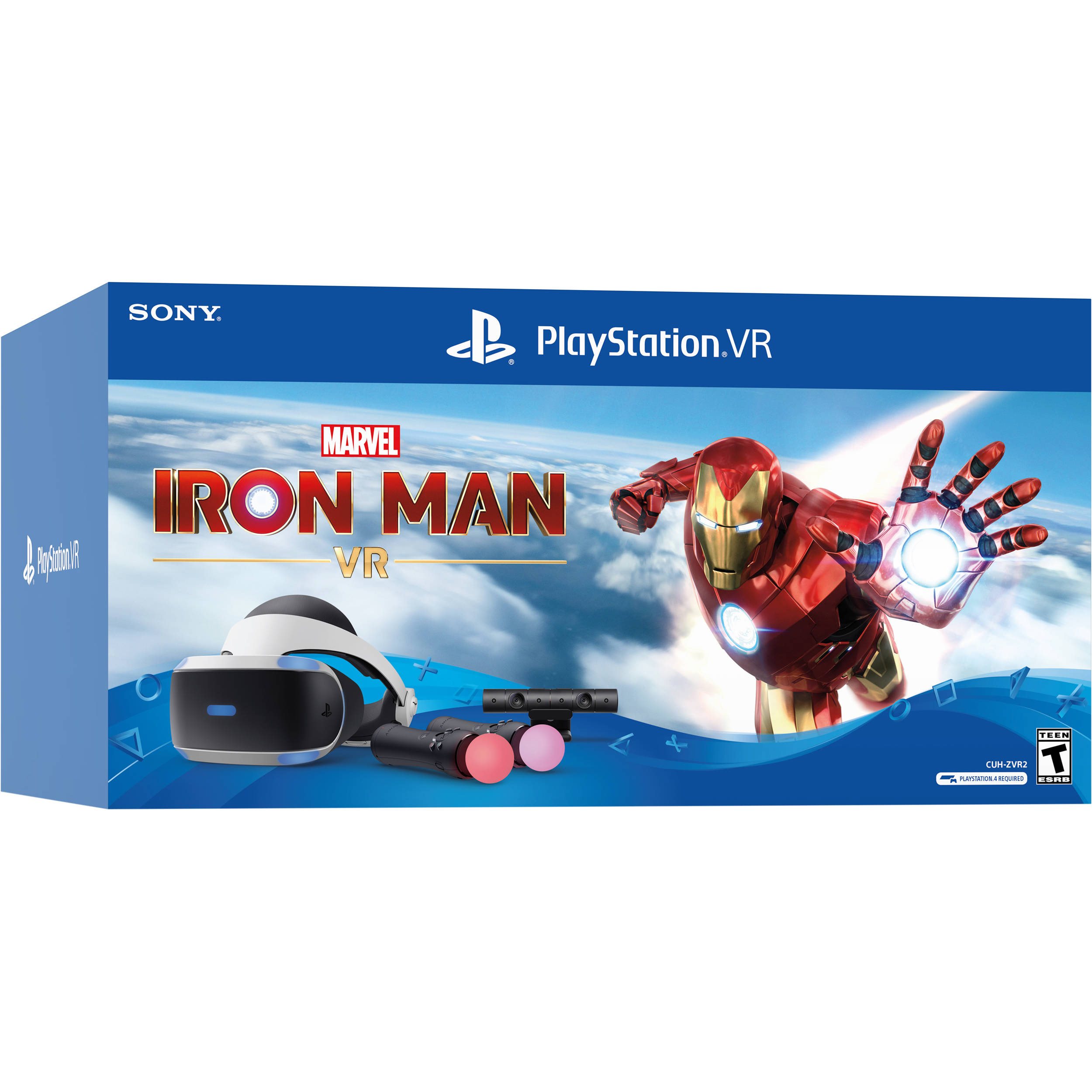 Watch the videos and decide which way you want to build your forms. Sony Playstation Vr Marvel S Iron Man Vr Bundle 3004152 B H