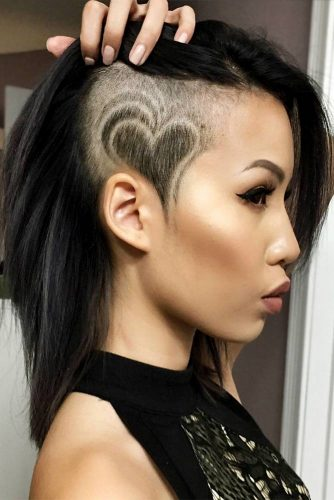 Here, a collection of cuts so flattering, you'll want to stick with them into your 40s. 21 Awesome Ideas With An Undercut For Daring Women