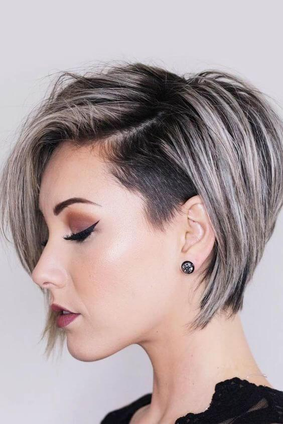 The abstraction of chopping off about all of your beard can be terrifying. 26 Impressive Undercut Bob Hair Ideas Belletag