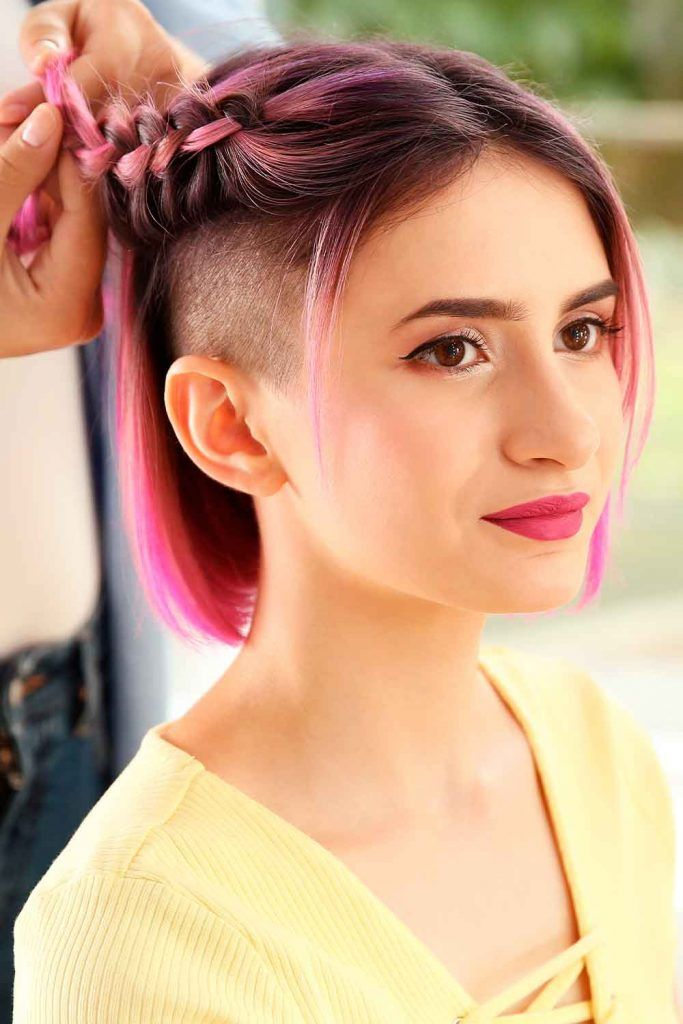 The abstraction of chopping off about all of your beard can be terrifying. 30 Attention Grabbing Undercut Bob Ideas To Bolden Your Days
