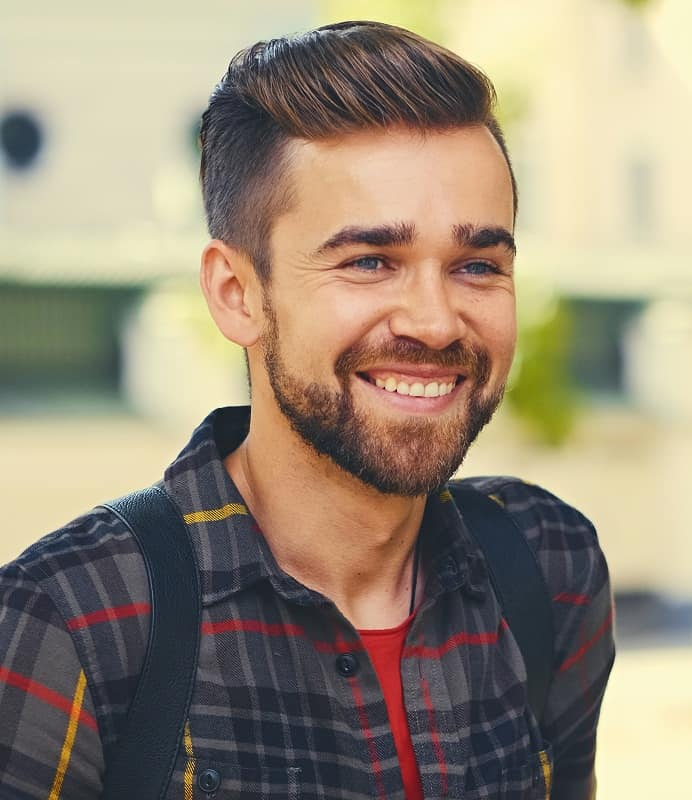 For this haircut on actor christian higgins, i took the hair aggressively high up the sides and back (shaved to the part on the sides and as high. 80 Best Undercut Hairstyles For Men 2019 Styling Ideas