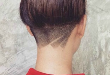 Women's undercut long hair is usually worn down and pulled back. Things I Wish I Knew Before I Had An Undercut Beauty Review