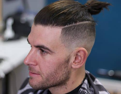 Check out our fake hair bun selection for the very best in unique or custom, handmade pieces from our shops. The Man Bun Fade 9 Awesome Examples For 2019 Fulbari
